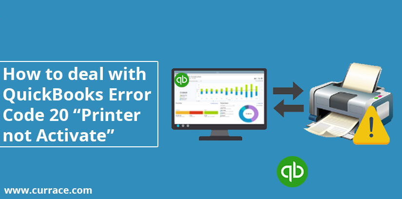 How to deal with QuickBooks Error code 20