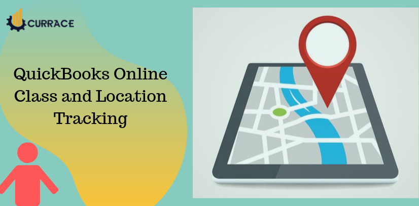 QuickBooks Online Class and Location Tracking