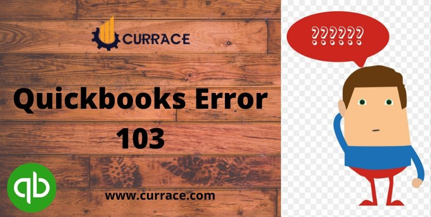 Quickbooks Error 103