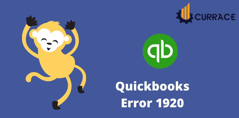 Quickbooks Error 1920
