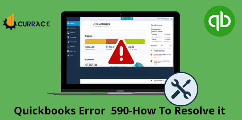 Quickbooks Error 590 - How To Resolve It?
