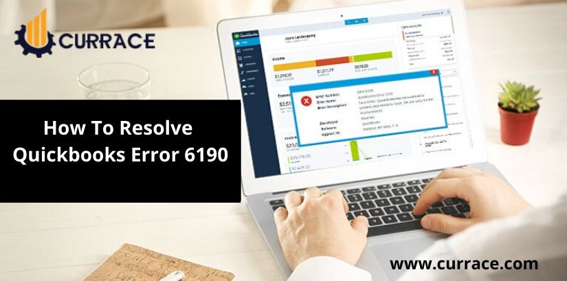 How To Resolve Quickbooks Error 6190