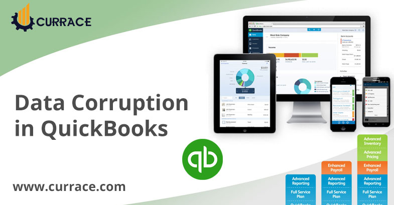 Data Corruption in QuickBooks
