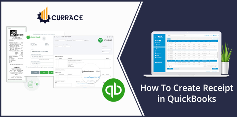 How To Create Receipt in QuickBooks