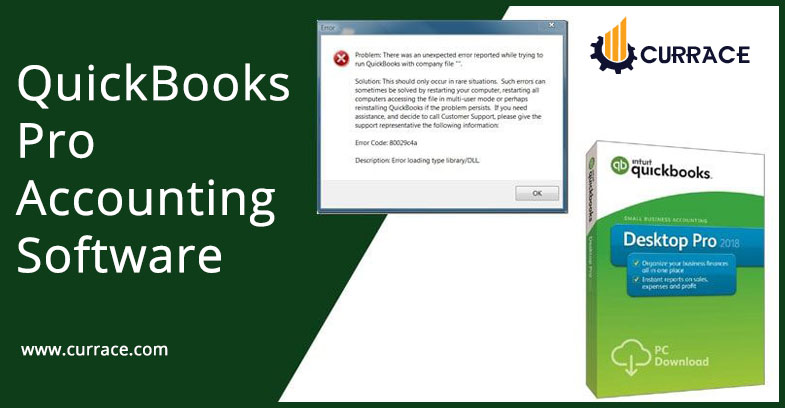 QuickBooks Pro Accounting Software