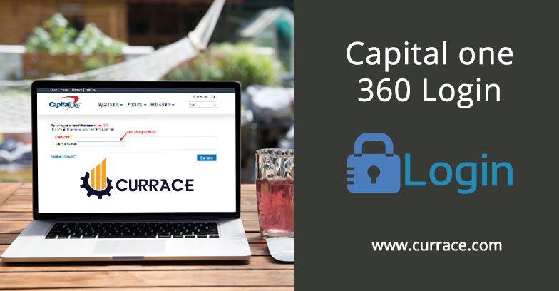 Capital one 360 Login