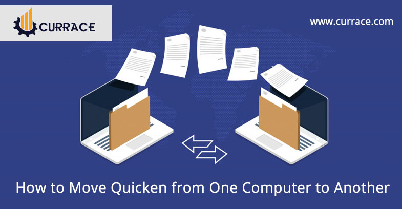 How to Move Quicken from One Computer to Another