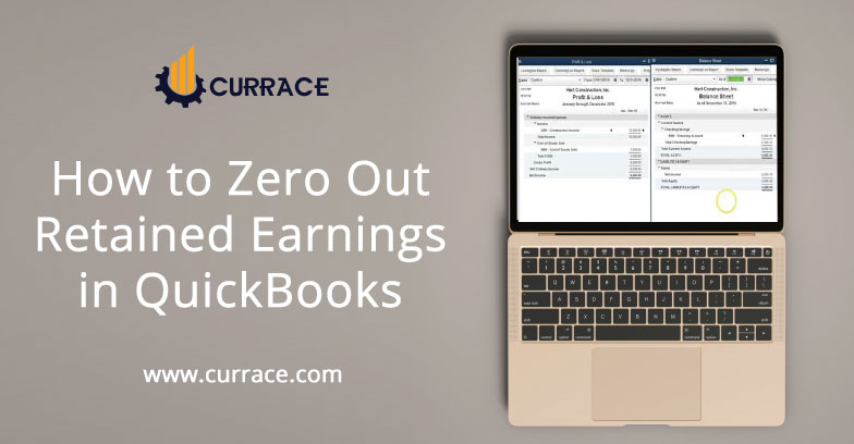 How to Zero Out Retained Earnings in QuickBooks