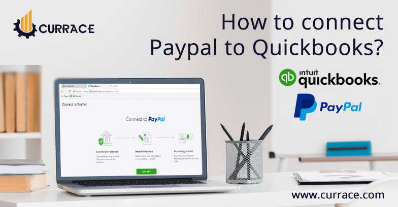 How to connect Paypal to Quickbooks?