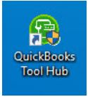 error 6010 Quickbooks tool hub icon