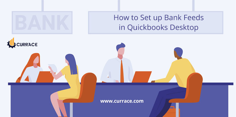 How to Set up Bank Feeds in Quickbooks Desktop