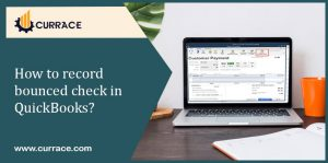 How to record bounced check in QuickBooks?