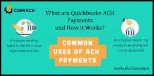 What are Quickbooks ACH Payments and How it Works?