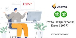 How to Fix Quickbooks Error12057