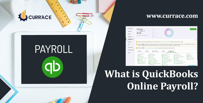 What is QuickBooks Online Payroll?