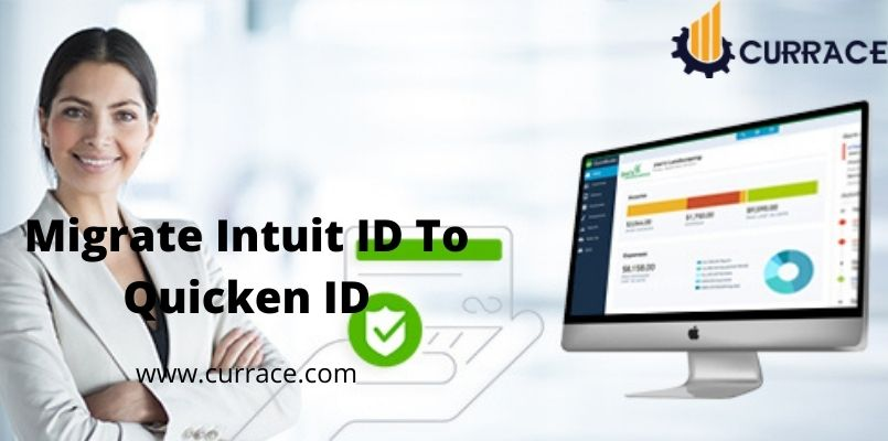 Migrate Intuit ID to Quicken ID